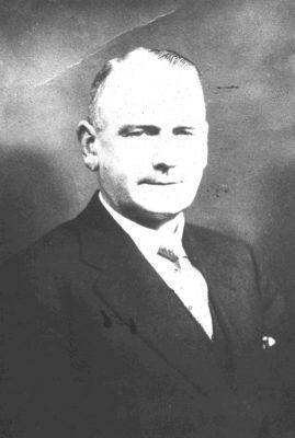 John McEvoy. Photo: National Archives