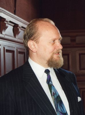 Riivo Sinijärv. Photo: Archives of the Ministry of Foreign Affairs of Estonia